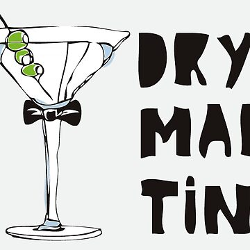Dry Martini by dalealas