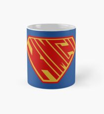 Kimchi SuperEmpowered (Red and Gold) Mug