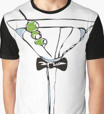 Dry Martini Camiseta gráfica