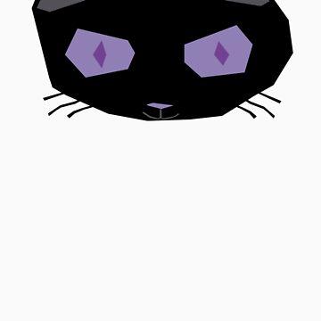 Black Cat by lardtech69