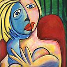 If Picasso Had Top Models #2: Love the Camera by Judith Livingston