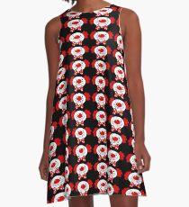 Clown A-Line Dress