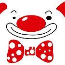 «Clown» de Ruth Isern