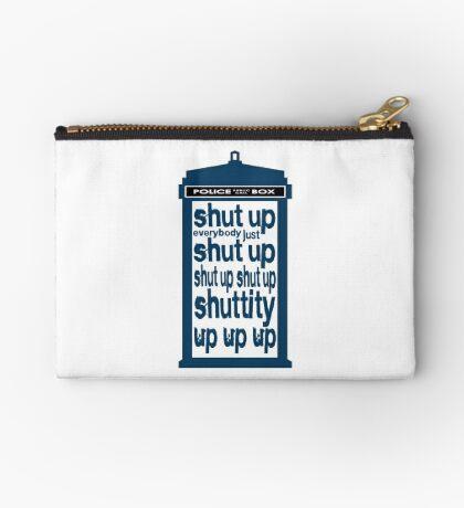 Shuttity Up! Studio Pouch
