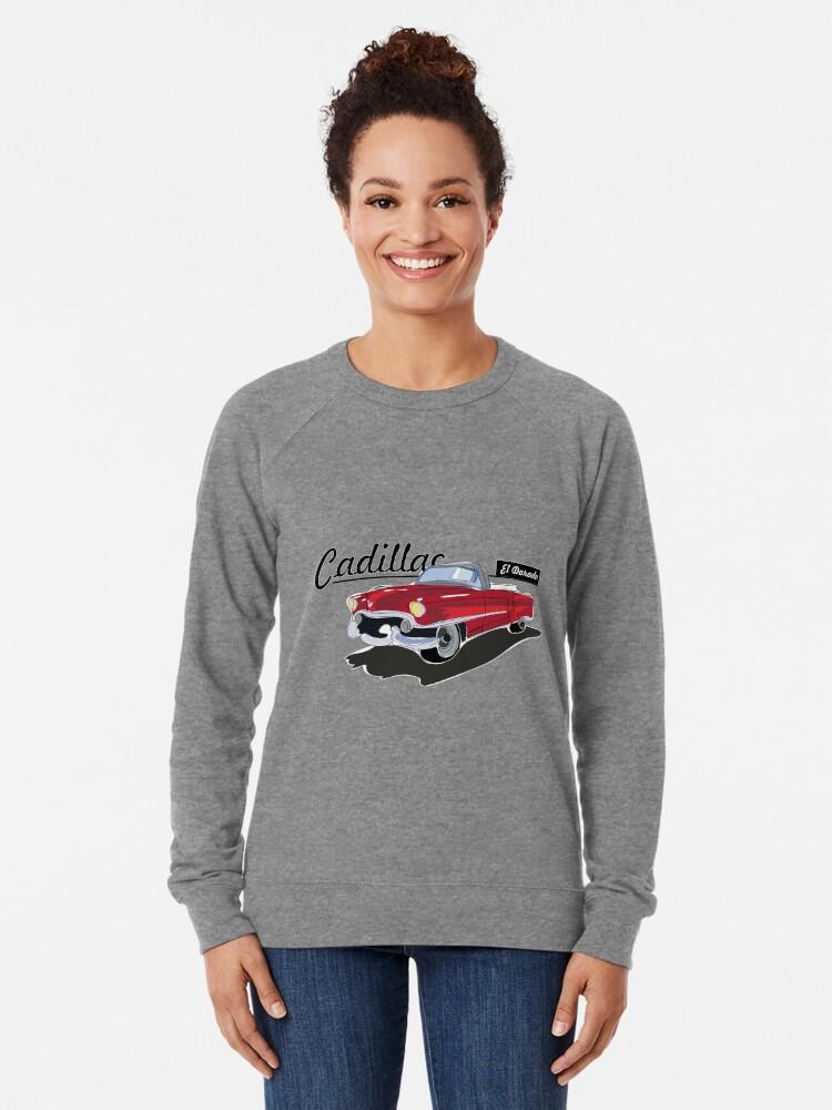Vista alternativa de Sudadera ligera Cadillac El Dorado