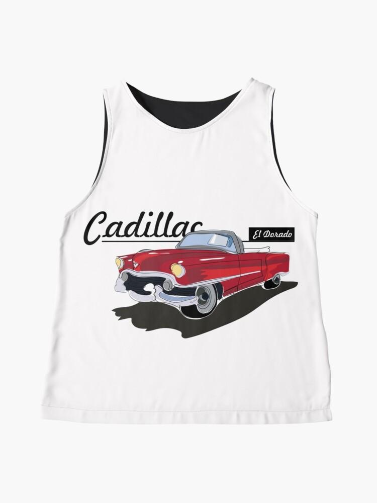 Vista alternativa de Blusa sin mangas Cadillac El Dorado