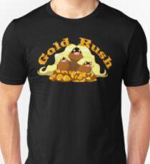 Alolan Gold Rush Unisex T-Shirt