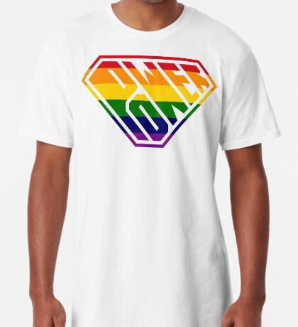 SuperEmpowered (Rainbow) Long T-Shirt