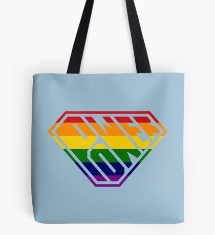SuperEmpowered (Rainbow) Tote Bag