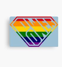 SuperEmpowered (Rainbow) Canvas Print