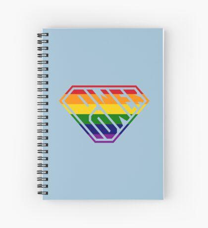 SuperEmpowered (Rainbow) Spiral Notebook