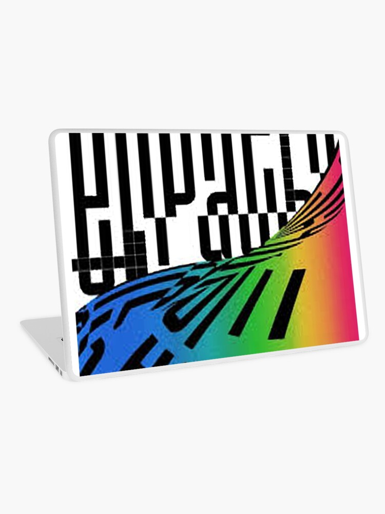 NCT 2018 EMPATHY Album Cover | Laptop Skin
