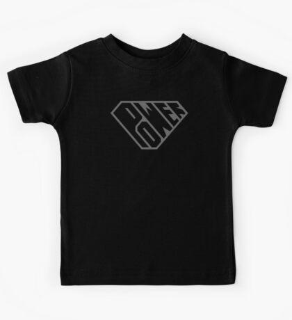 SuperEmpowered (Black on Black) Kids Clothes