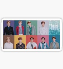 NCT 127 TOUCH Sticker