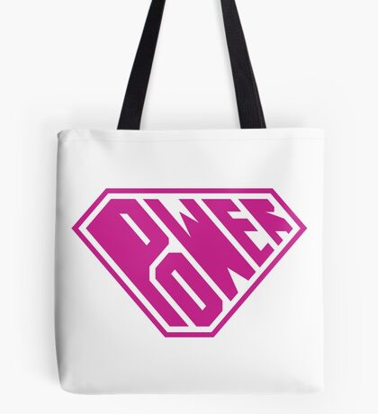 SuperEmpowered (Pink) Tote Bag