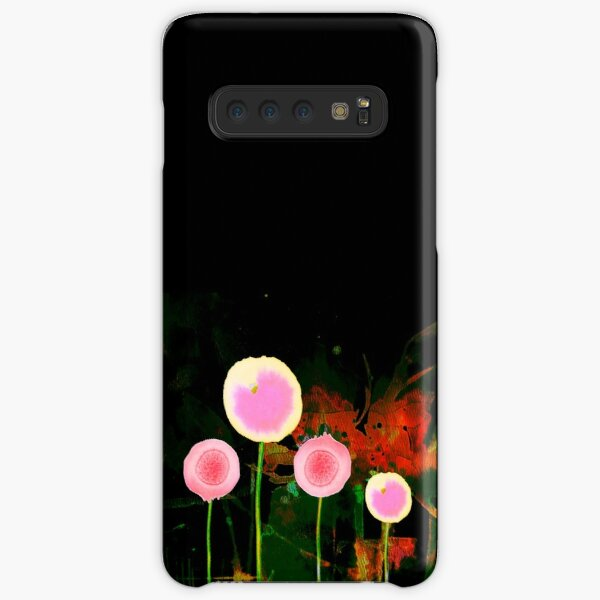 flowers family Samsung Galaxy Snap Case