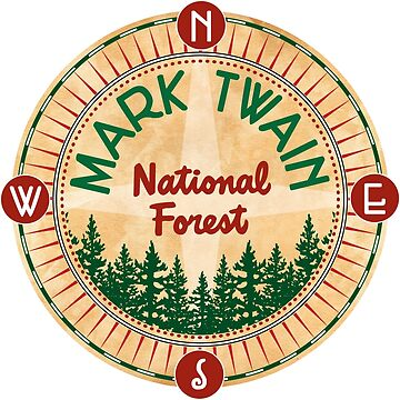 Mark Twain National Forest by ginkgotees