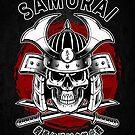 Samurai-Schädel von DCornel
