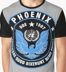 UNNS Phoenix Graphic T-Shirt