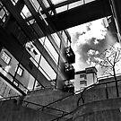 Swedish stairs by Arnaud Lebret