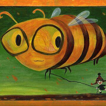 Biene glücklich! von mariannat