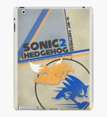 Megadrive - Sonic the Hedgehog 2 iPad Case/Skin