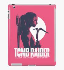 Tomb Raider 2018 iPad Case/Skin