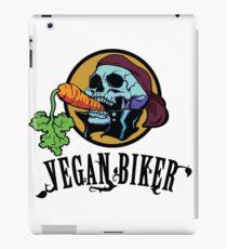 Vegan Biker iPad Case/Skin