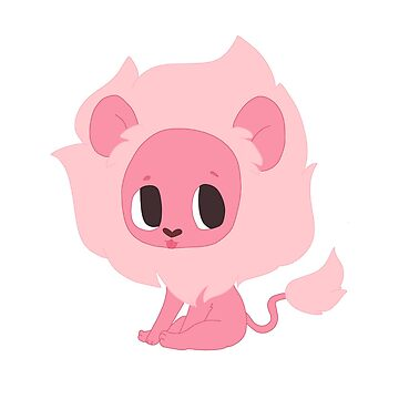Steven Universe Lion Sticker by Navypaw