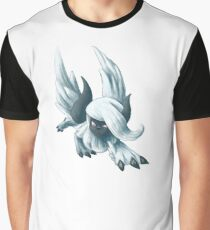 Mega Evolved Absol Ready For Battle Graphic T-Shirt