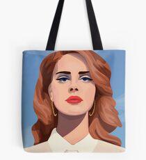 Bolsa de tela Live to Die Lana Del Rey