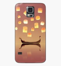 Tangled Lanterns Case/Skin for Samsung Galaxy