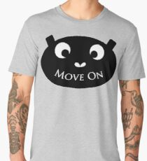 Move On Bear Men's Premium T-Shirt