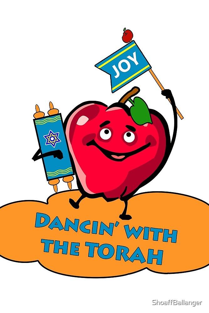 Simchat torah dancin with the torah apple by shoaffballanger simchat torah dancin with the torah apple by shoaffballanger m4hsunfo