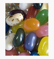 Jelly Bean Photographic Print