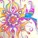 Heavenly Hummingbird 2 by jonkania