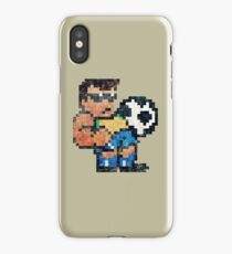 World Cup Brazil Player iPhone Case