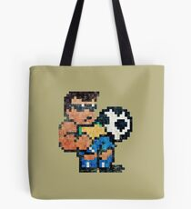 World Cup Brazil Player Tote Bag