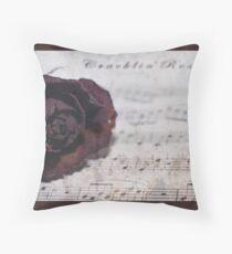Cracklin' Rose Floor Pillow