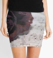 Cracklin' Rose Mini Skirt