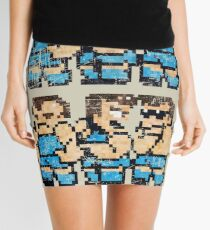 World Cup Soccer Team Mini Skirt