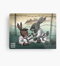 Easter Bunnies 2018 Metal Print