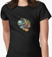My Brain on Improv 2 Women's Fitted T-Shirt