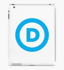 Vinilo o funda para iPad Demócrata