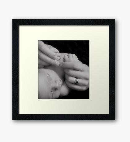 Cherished Framed Print