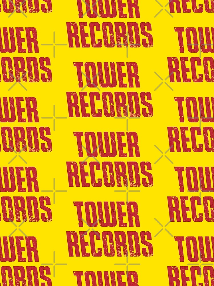 Tower Records by jacobcdietz