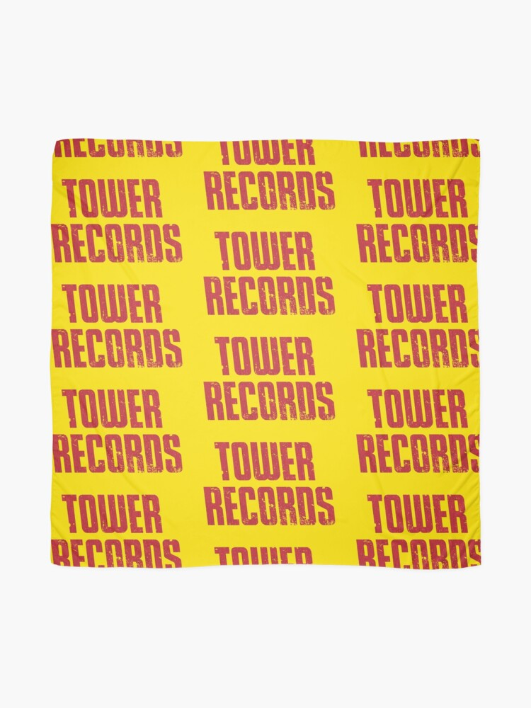 Alternate view of Tower Records Scarf