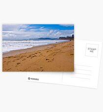 Butterfly Beach. Montecito, California Postcards