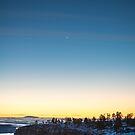 Moonrise Portrait – Bryce Canyon National Park, Utah by Jason Heritage