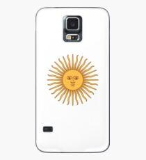 Argentinien Sonntag, Mai Hülle & Klebefolie für Samsung Galaxy